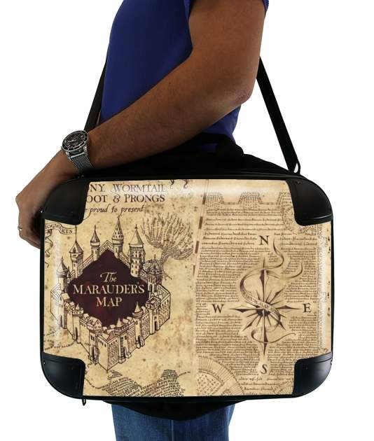 sacoche ordinateur Marauder Map
