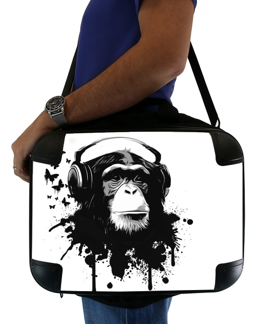 borsa Monkey Business - White