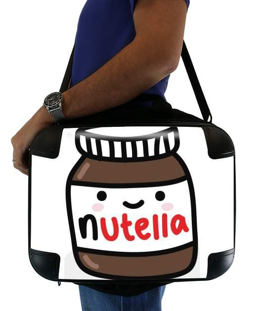 sacoche ordinateur Nutella