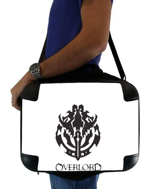 sacoche ordinateur Overlord Symbol