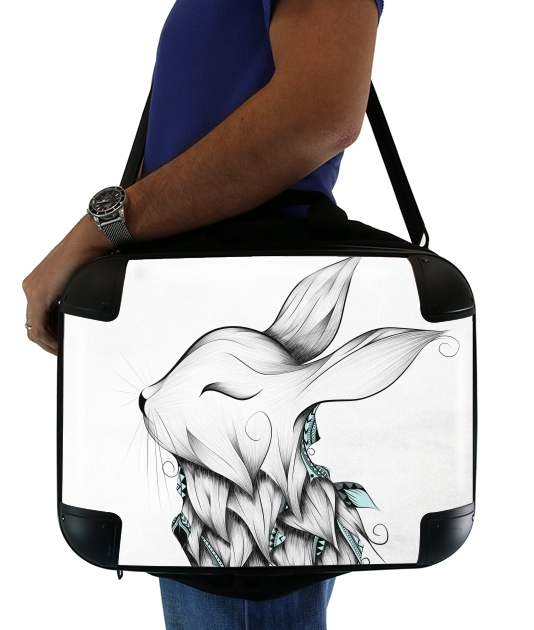 borsa Poetic Rabbit