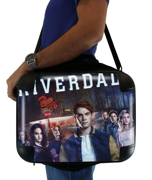 sacoche ordinateur RiverDale Tribute Archie