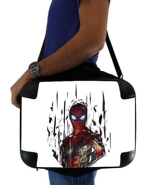 sacoche ordinateur Spiderman Poly
