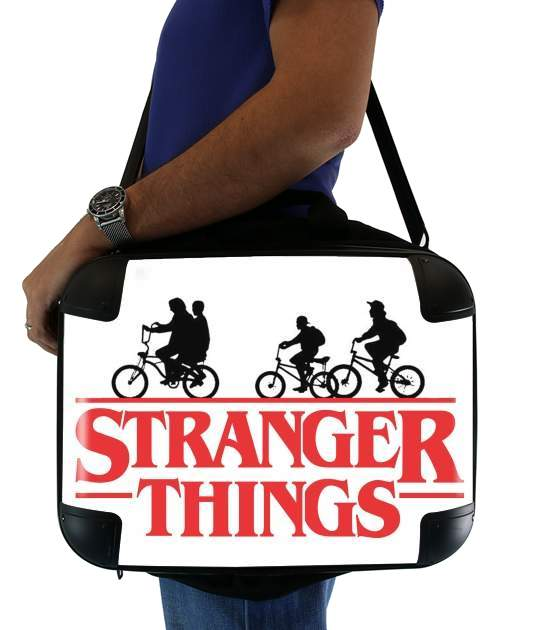borsa Stranger Things by bike
