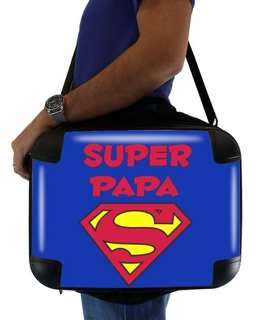 sacoche ordinateur Super PAPA