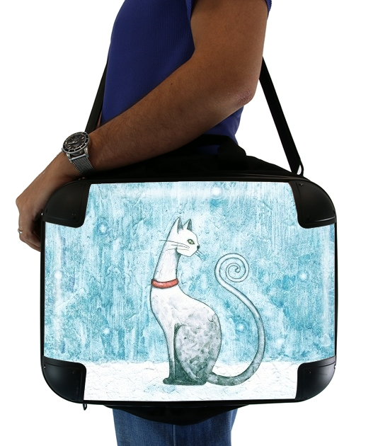 borsa Winter Cat