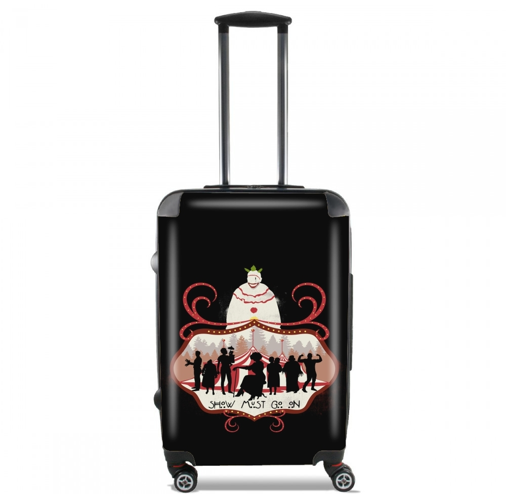 valise American circus
