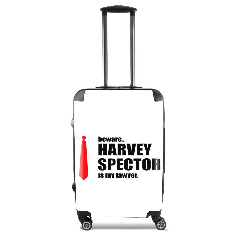 valise Beware Harvey Spector is my lawyer Suits