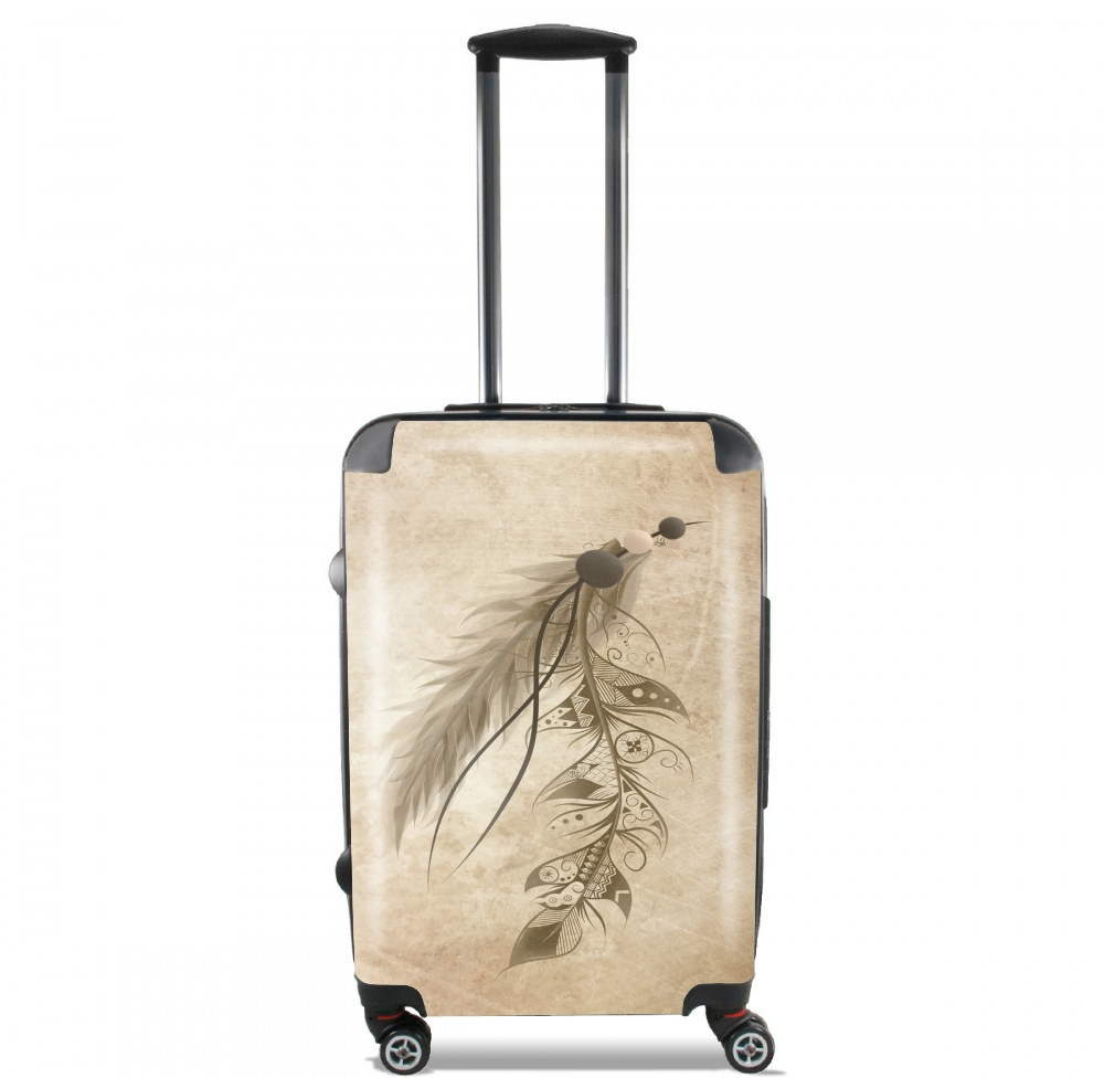 valise Boho Feather