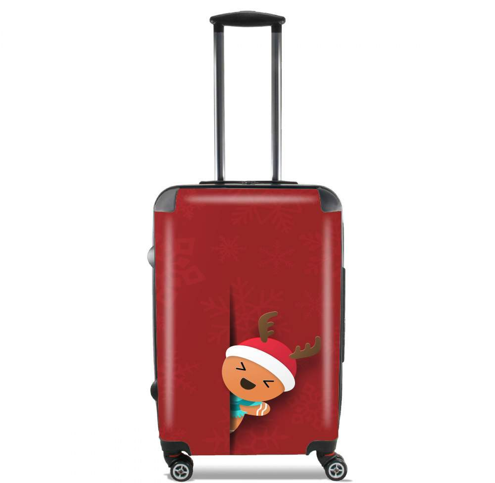 valise Christmas cookie