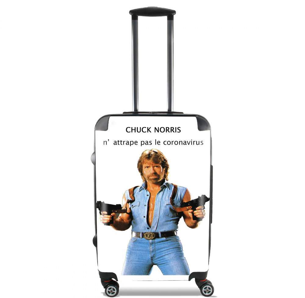 valise Chuck Norris Against Covid
