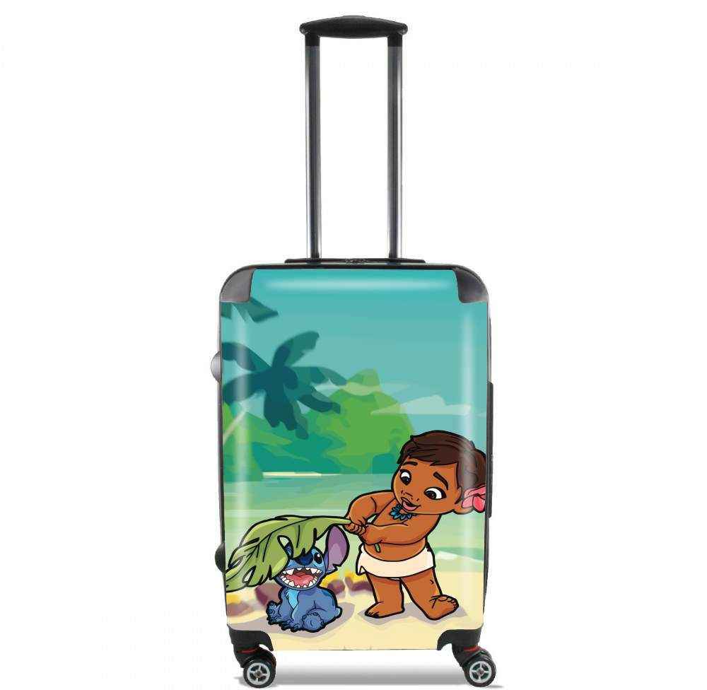 valise Disney Hangover Moana and Stich