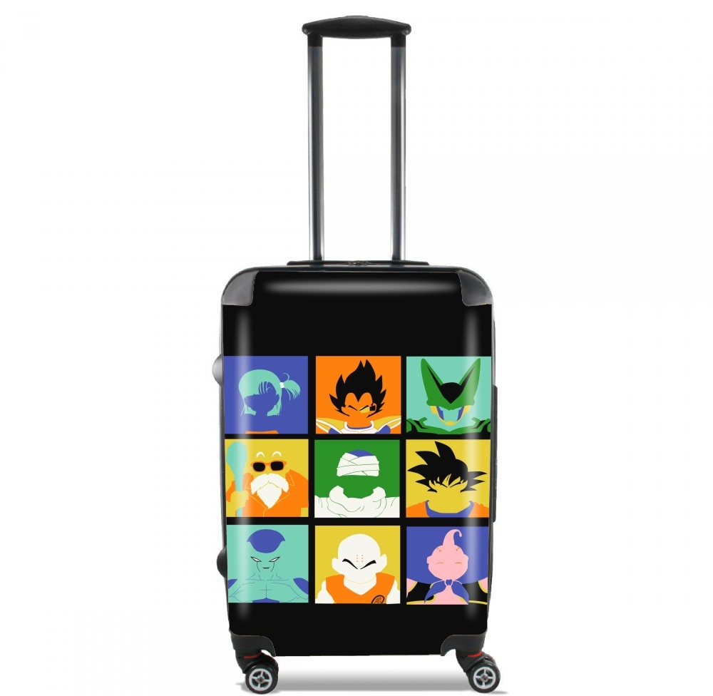 valise Dragon pop