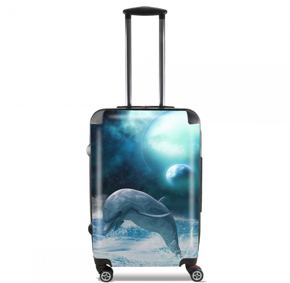 valise Freedom Of Dolphins