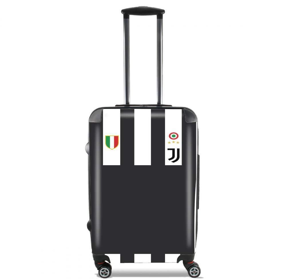 Valigia Trolley in stiva e cabina JUVENTUS TURIN Kit Home 2018 f36374c0d5f