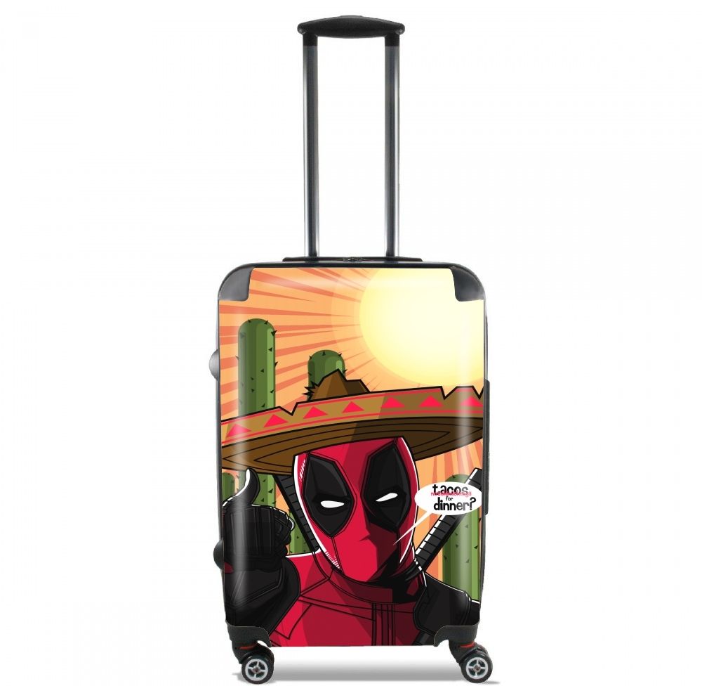 valise Mexican Deadpool
