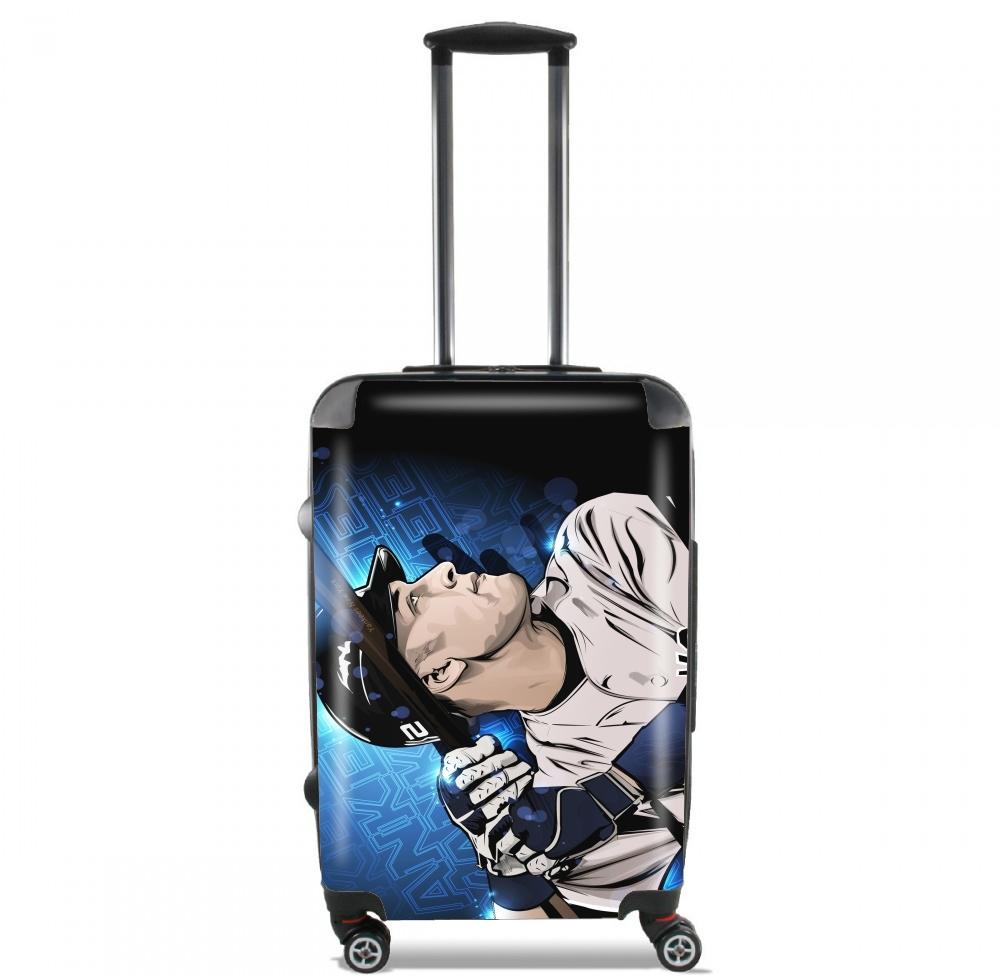Valigia Trolley in stiva e cabina MLB Legends  Derek Jeter New York Yankees 1b868f0c169