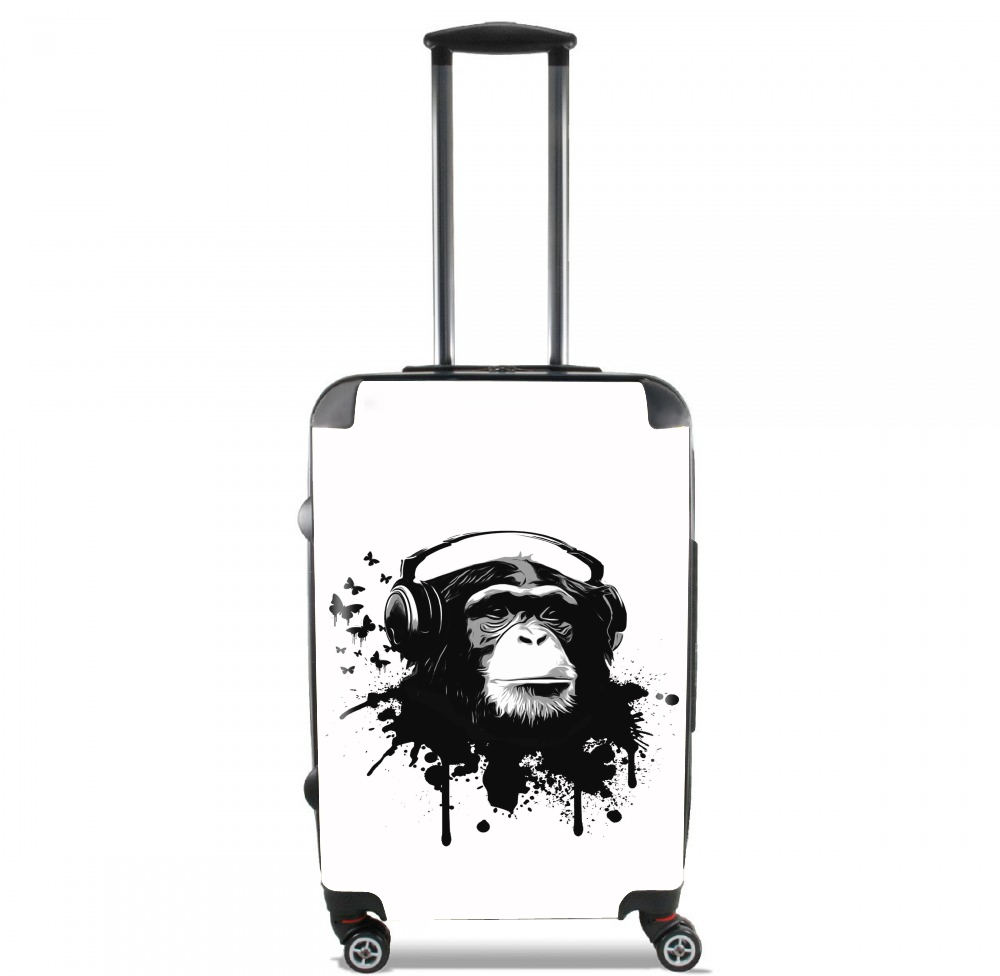 valise Monkey Business - White