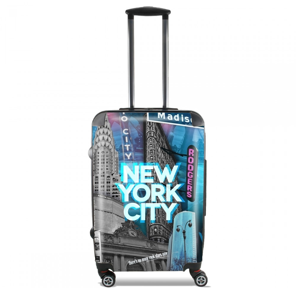 valise New York City II [blue]