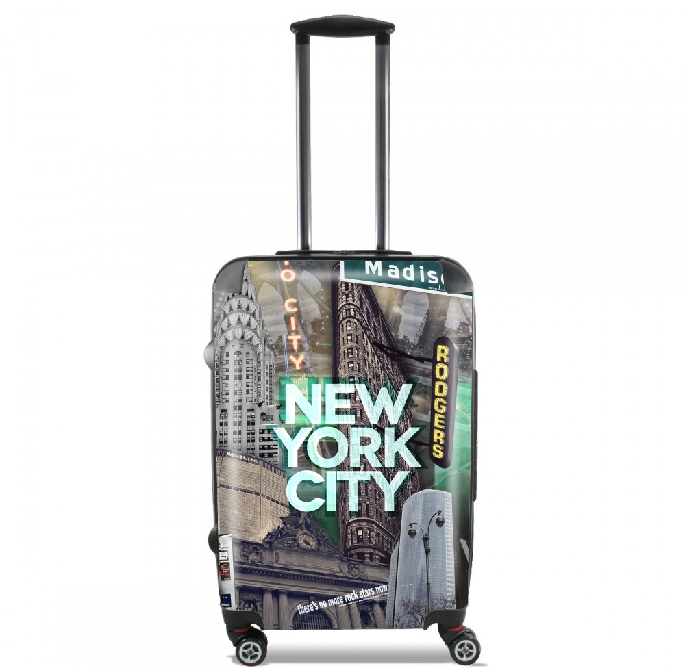 valise New York City II [green]