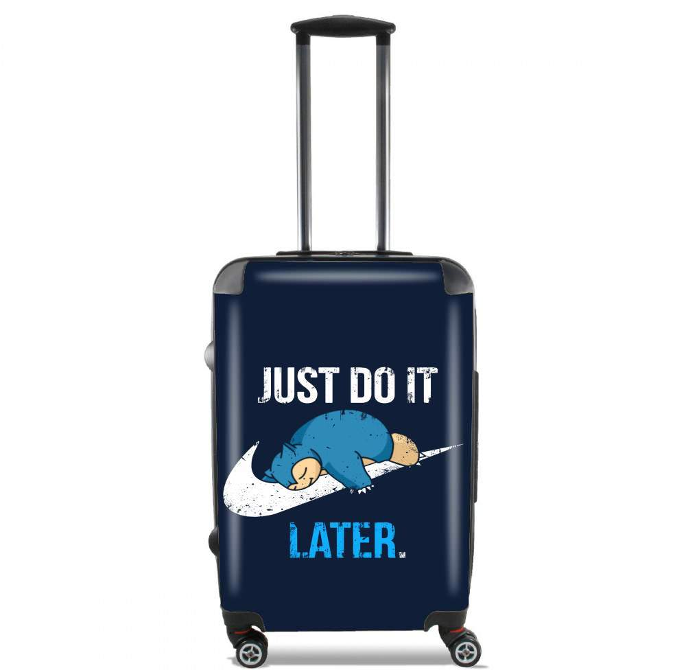 valise Nike Parody Just do it Late X Ronflex
