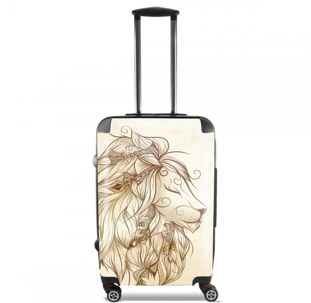 valise Poetic Lion