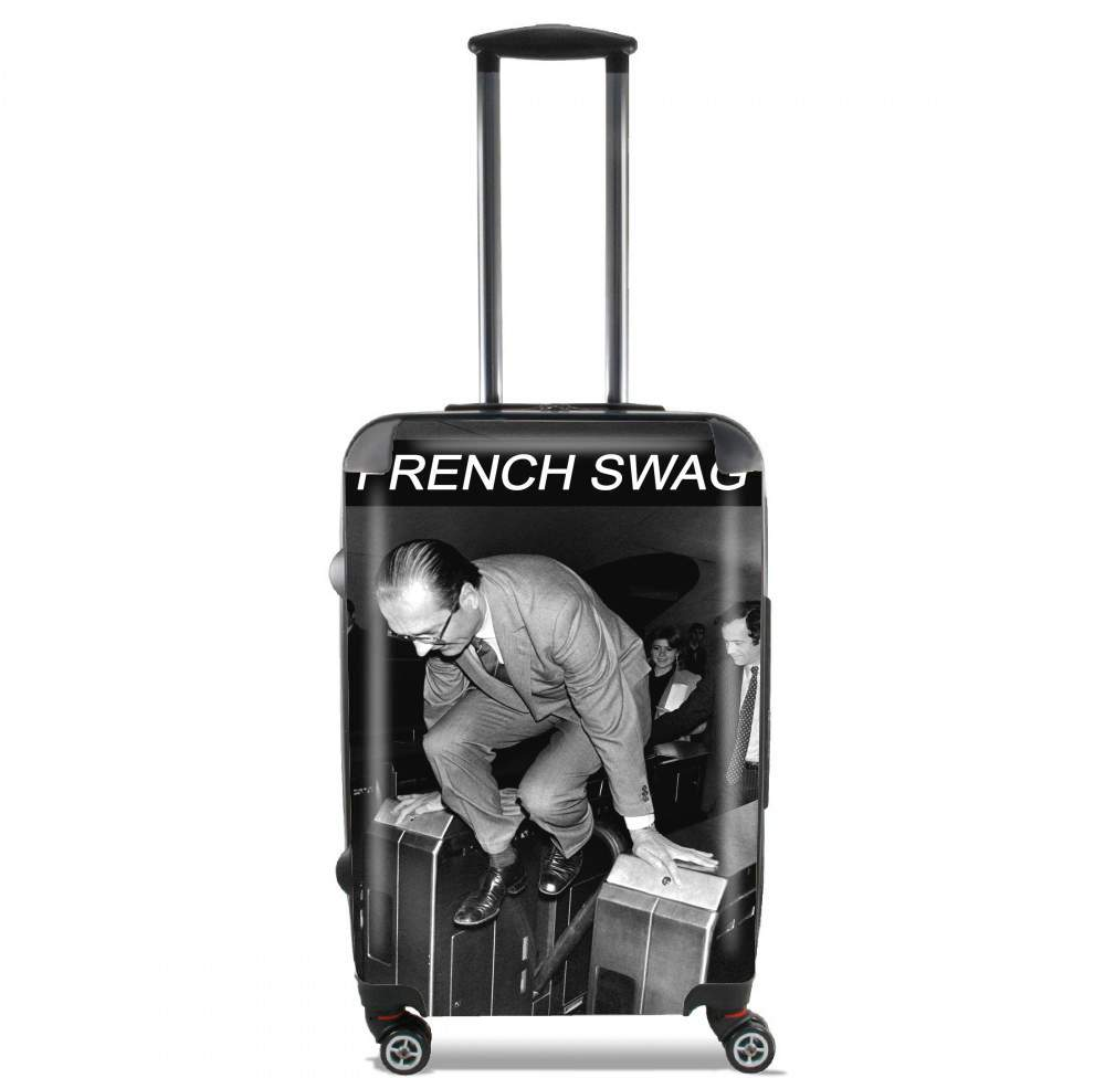valise President Chirac Metro French Swag