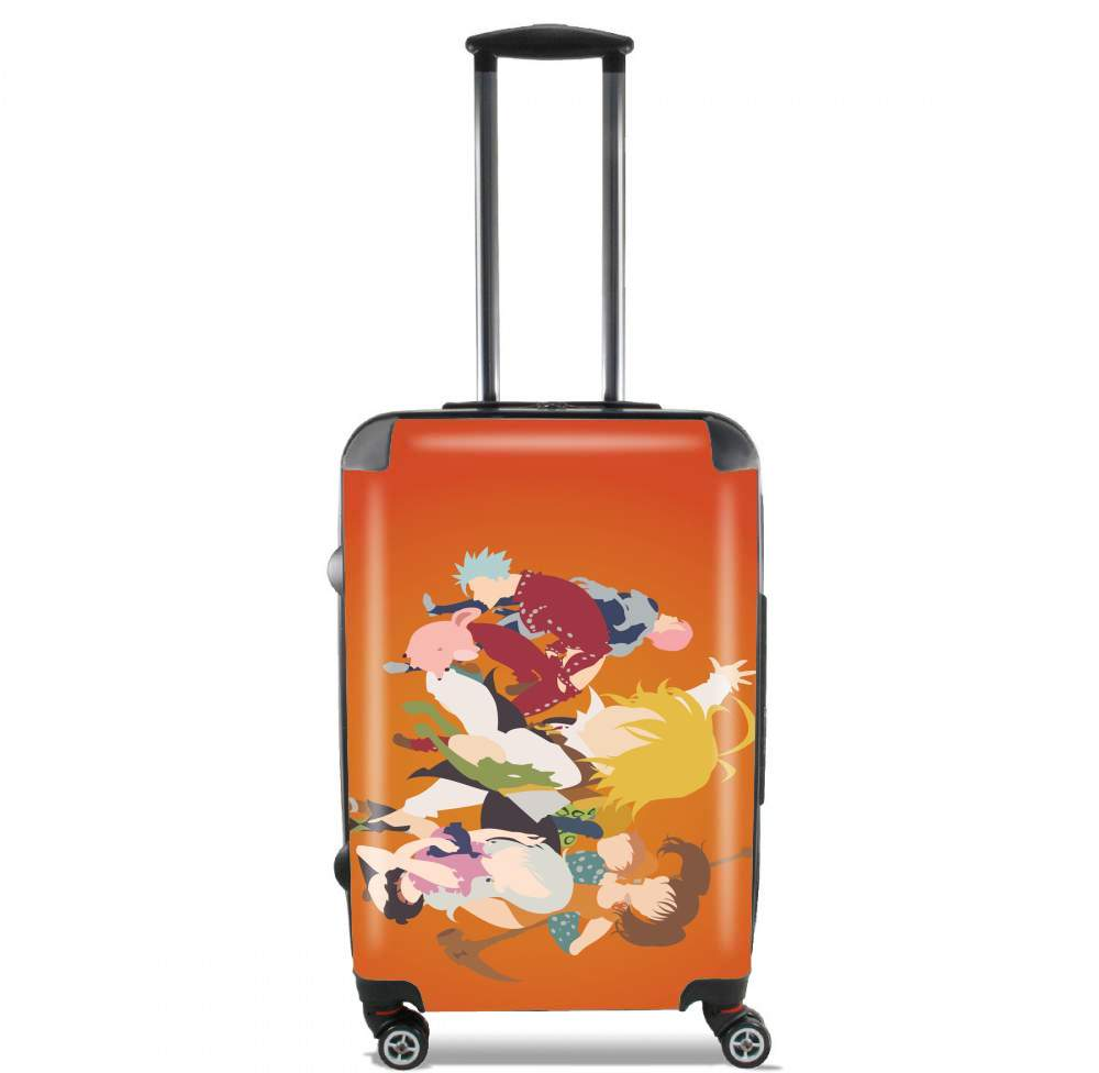valise Seven Deadly Sins