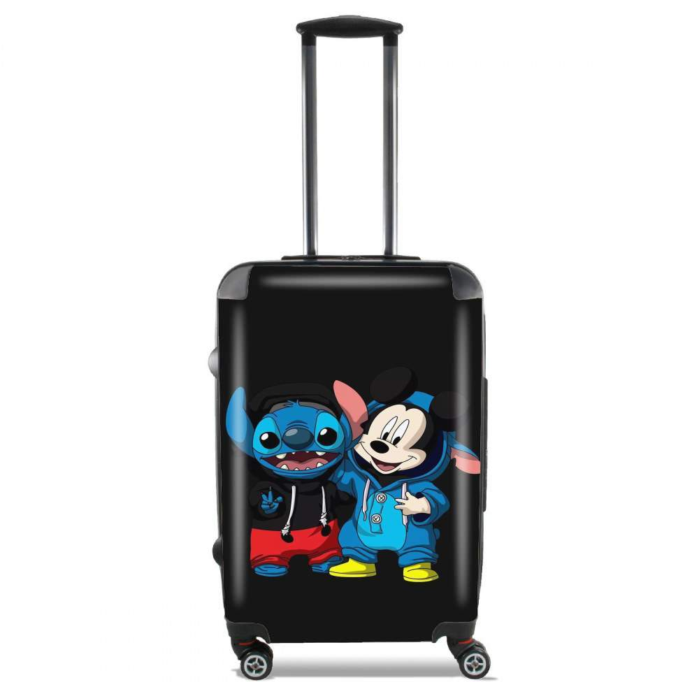 valise Stitch x The mouse
