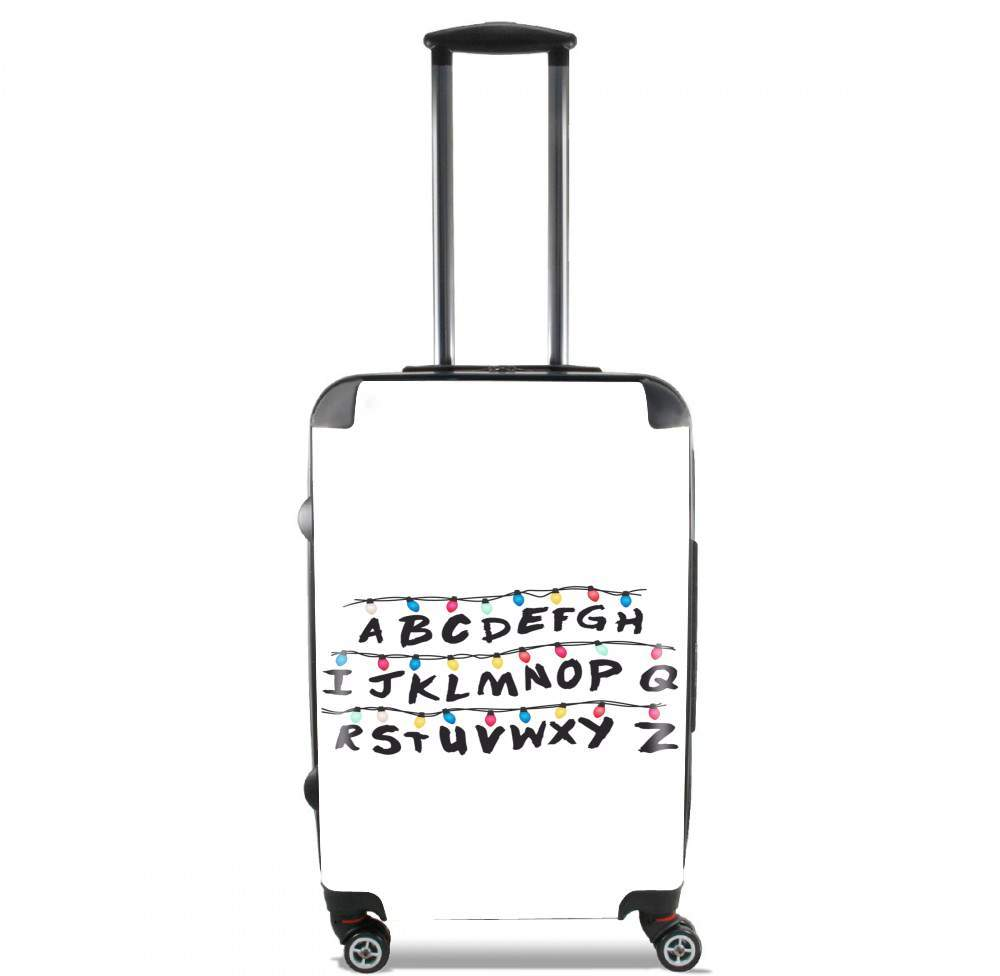 valise Stranger Things Lampion Alphabet Inspiration