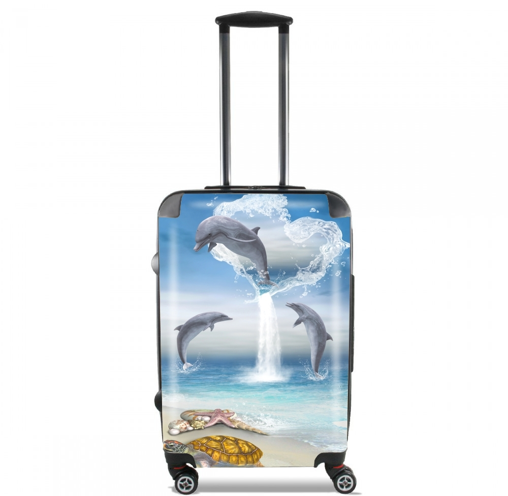 valise The Heart Of The Dolphins